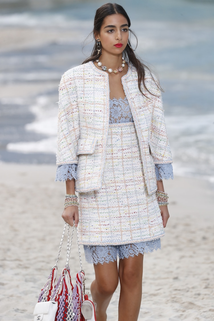 Tailleur Tweed Chanel