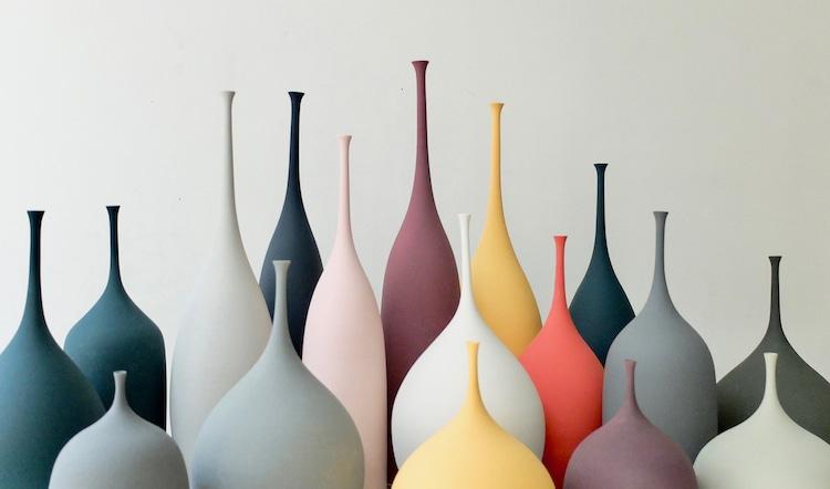 Ceramic Vessels by Sophie Cook