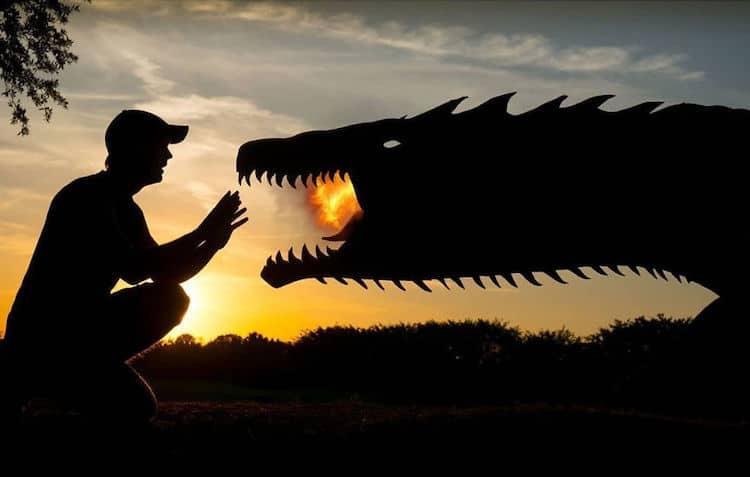 Silhouette Art by John Marshall
