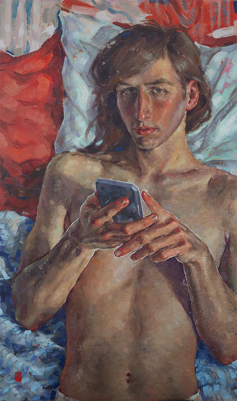 Retratos contemporáneos de Tania Rivilis