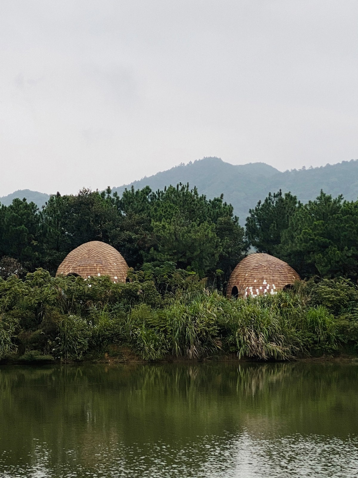 The Seeds Cabins in the Forests of Jiangxi