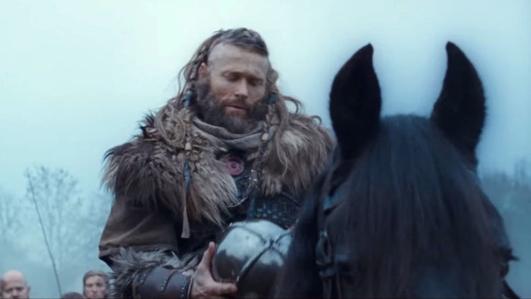 Stubborn Viking Refuses to Wear a Helmet in Danish Road Safety Council Ad