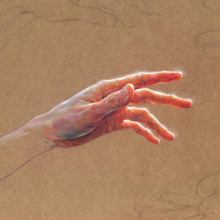 Figurative Drawings by Wanjin GIM