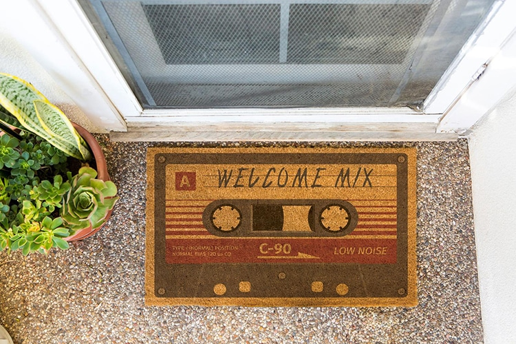 Welcome Mix Mat