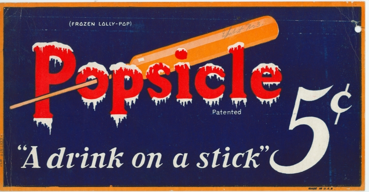 Frank Epperson Invented the Popsicle