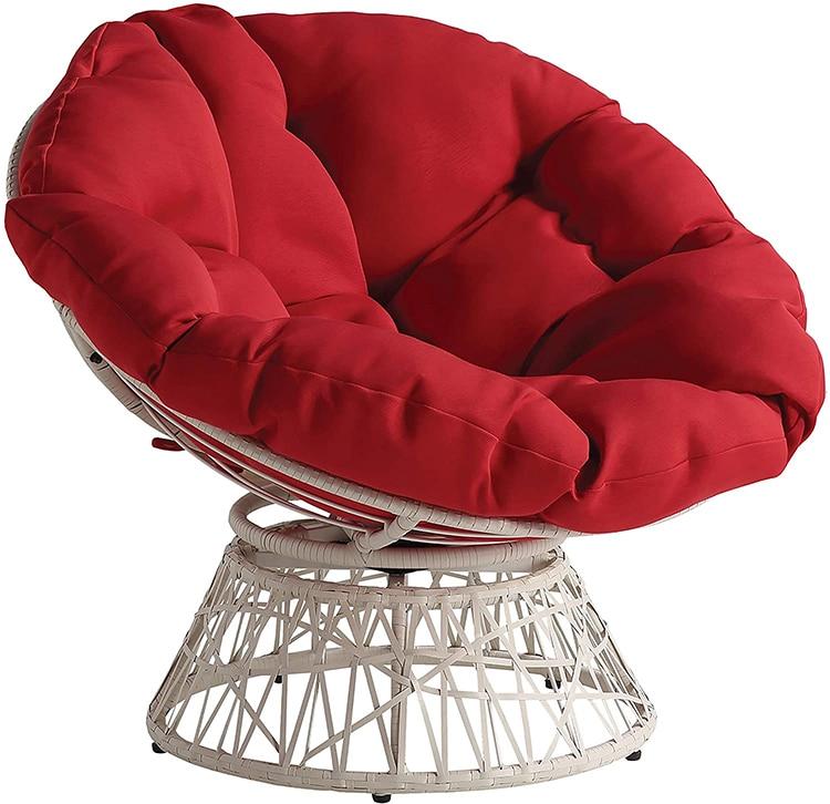 Wicker Bucket Chair