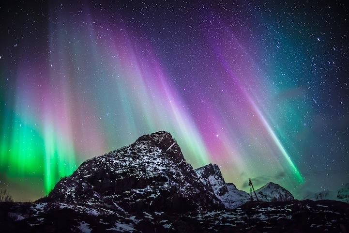 Nicholas Buer Multicolored Aurora Web
