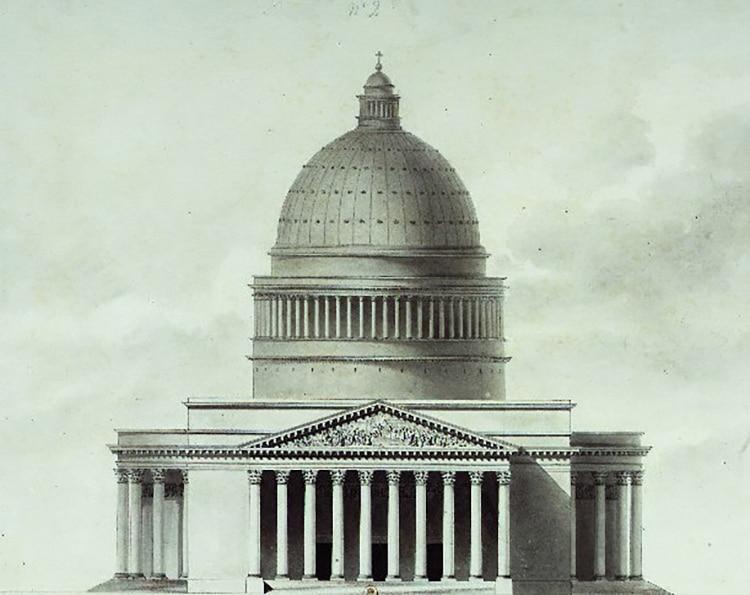 Potential Design for La Madeleine Paris