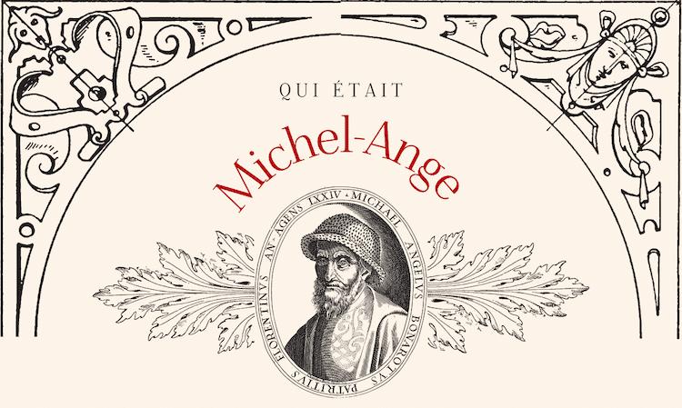Infographie Michel-Ange