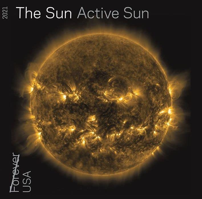 Active Sun Stamp