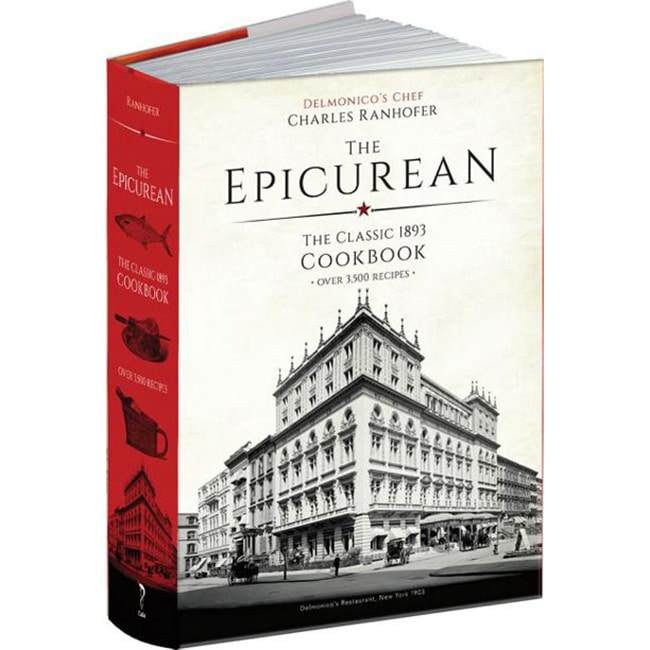 The Epicurean Cookbook