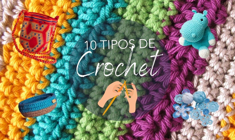 Tipos de crochet