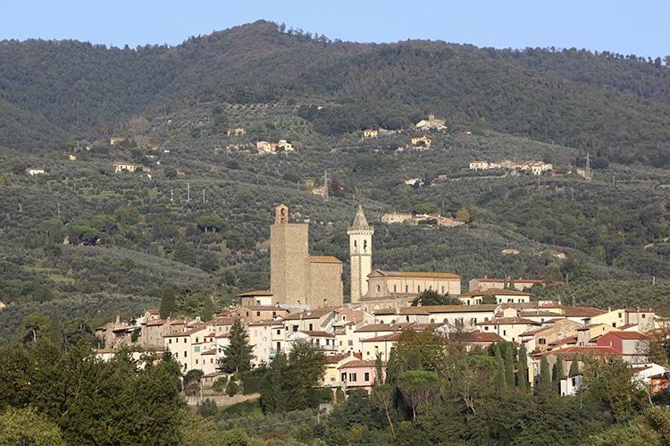 Vinci, Italy Where Some da Vinci Relatives Still Live