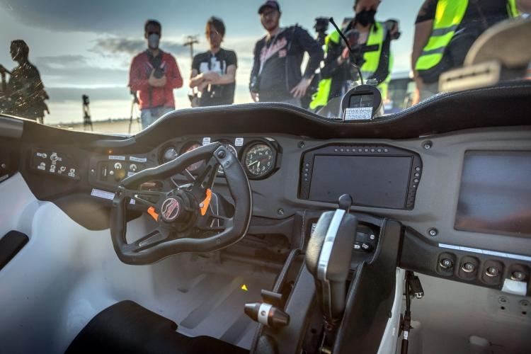 AirCar auto volador de Klein Vision