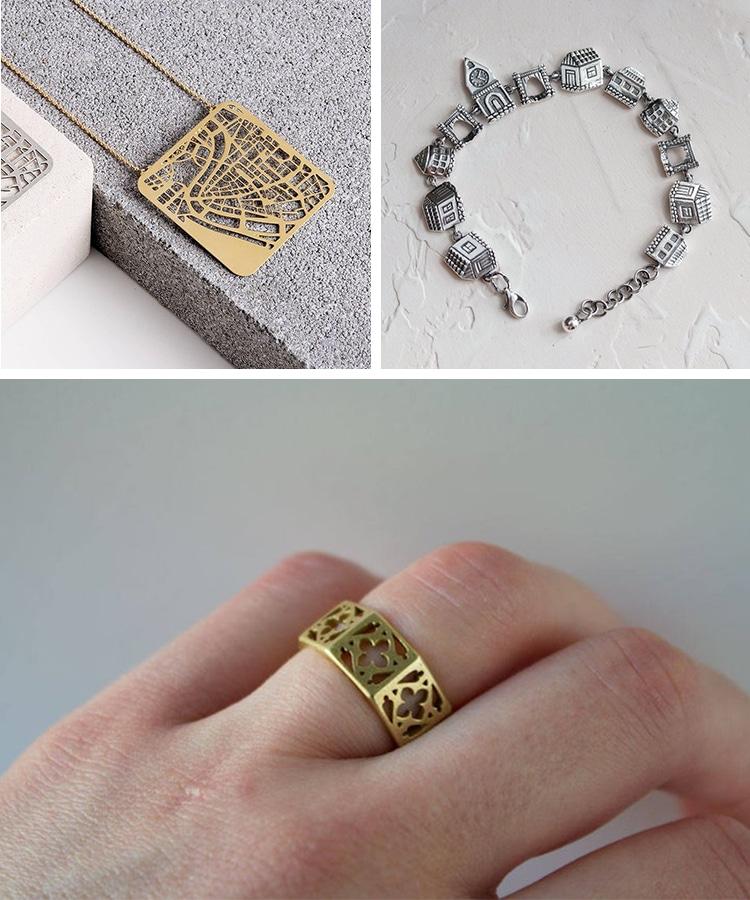 Architecture Jewelry