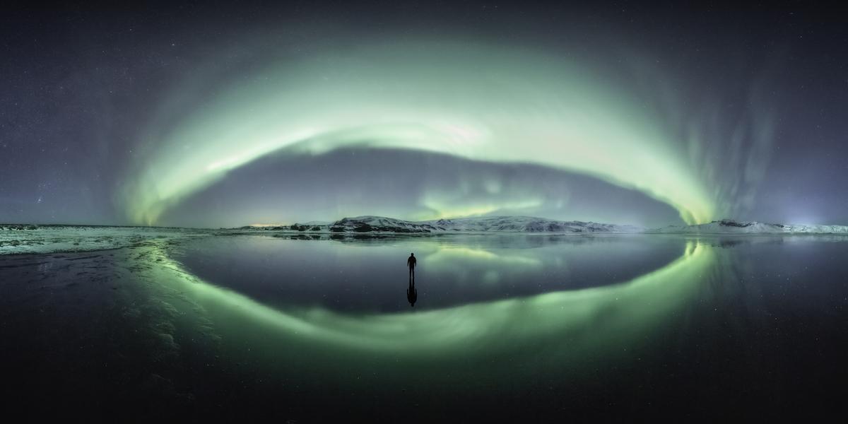 """""""Iceland Vortex"""" par Larryn Rae"""