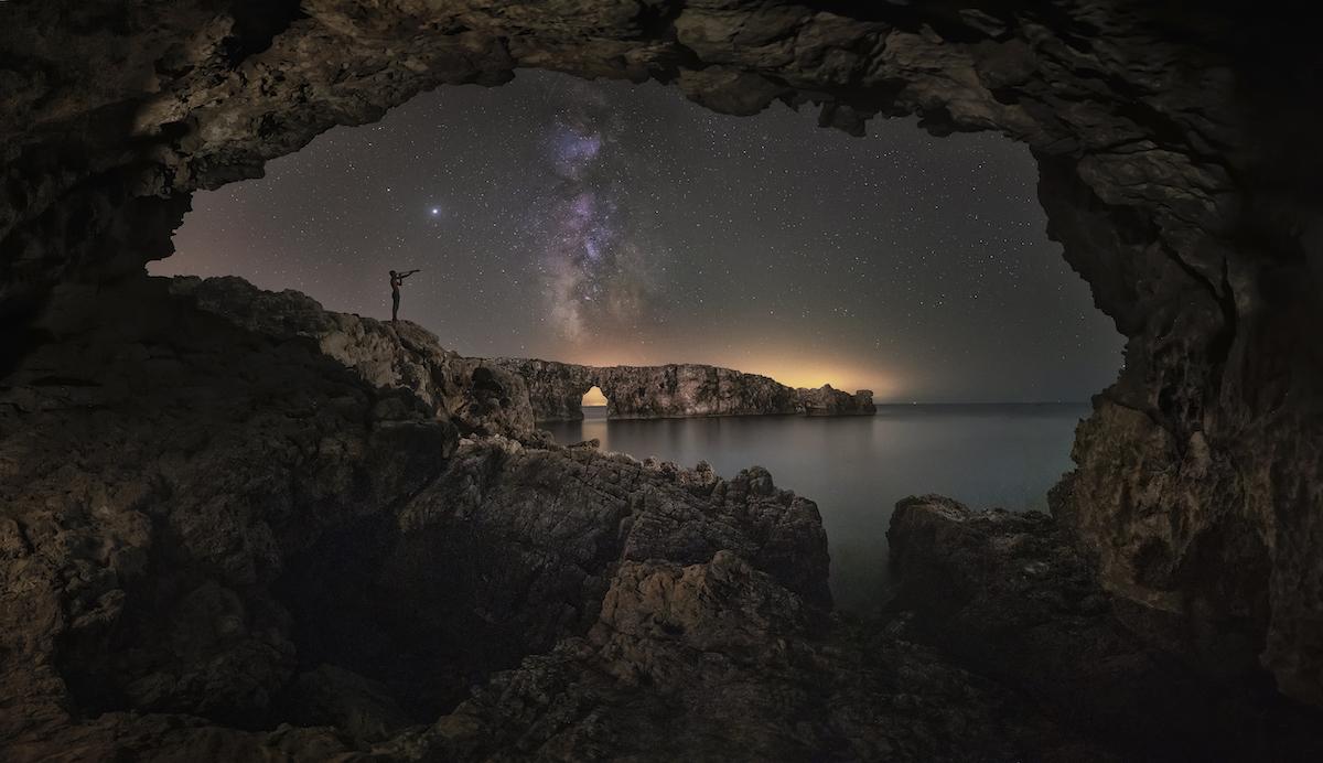 """The Star Observer"" par Antoni Cladera Barceló (Espagne)."