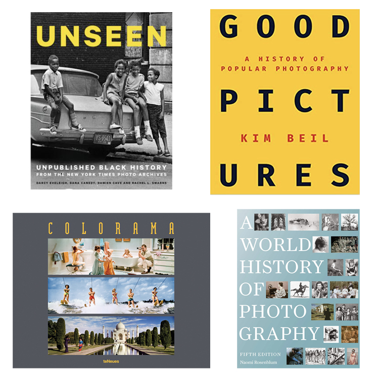 Best Books on the History of Photography