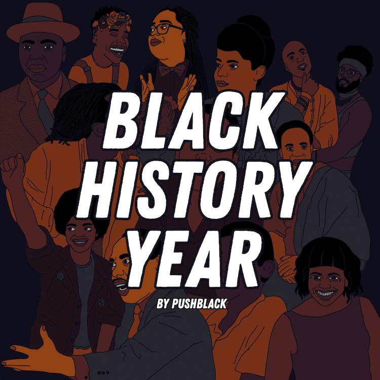 Black History Year Podcast