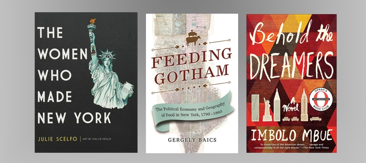 Books about NYC New York City History