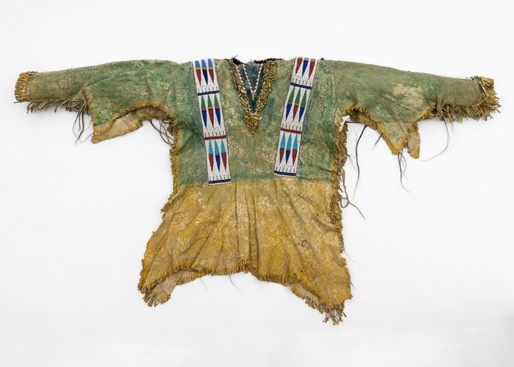 Chief Daniel Hollow Horn Bear's Teton Lakota Leather Shirt Will Be Returned to His Descendants