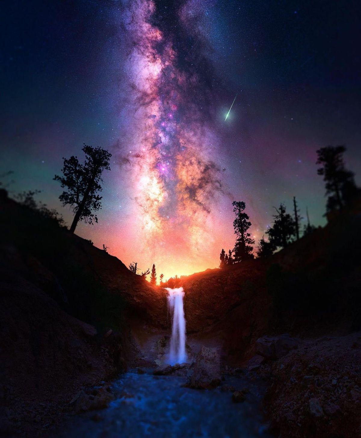 Milky Way Photo by Derek Culver