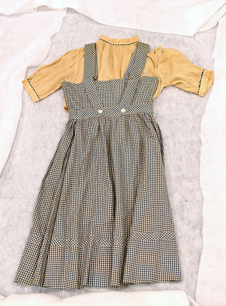 The Catholic University Judy Garland Dress