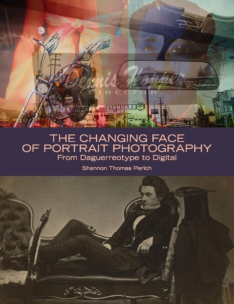 Photography Book - The Changing Face of Portrait Photogrpahy by Shannon Thomas Perich