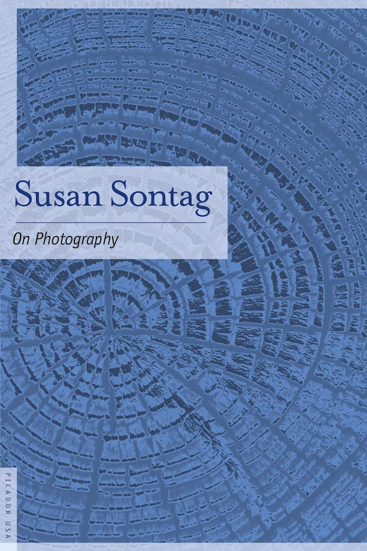 Photography Book - On Photography by Susan Sontag