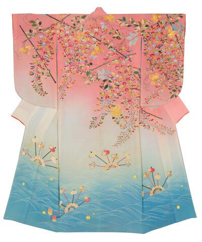 Japanese Kimono Dyeing Technique