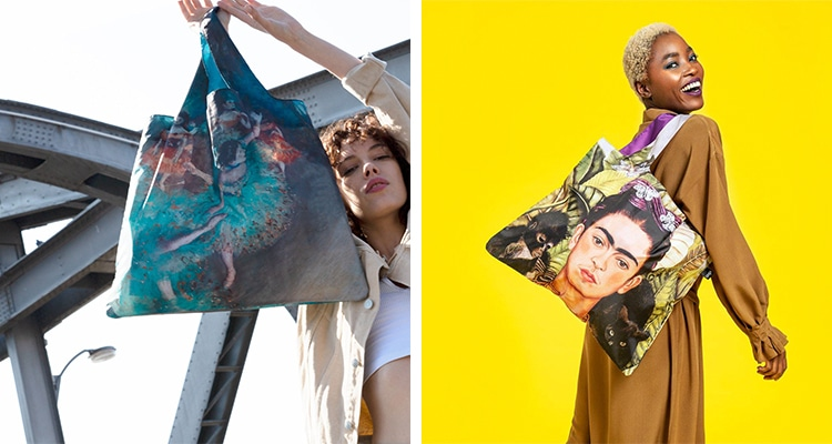 Reusable Tote Bags by LOQI
