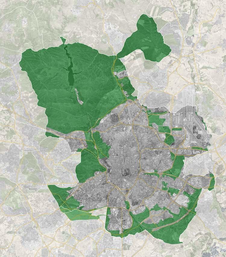 Plan del Bosque Metropolitano