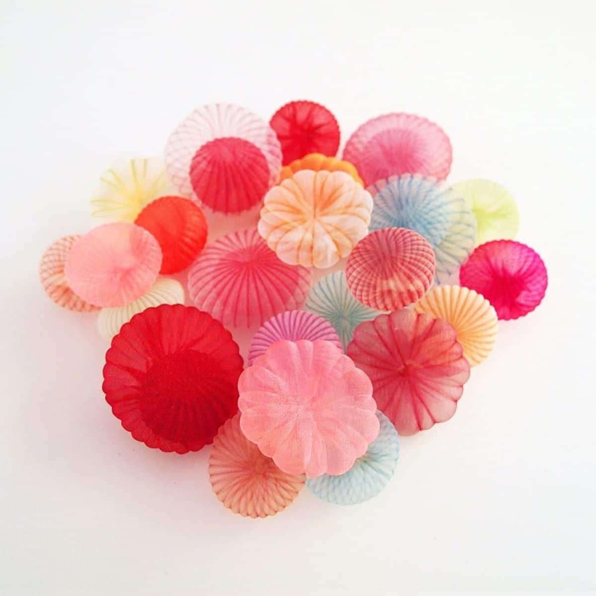 Textile Art by Mariko Kusumoto