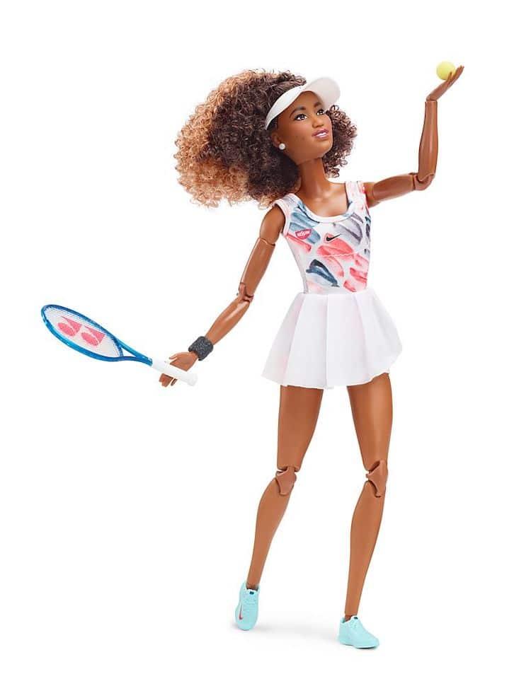 Barbie de Naomi Osaka