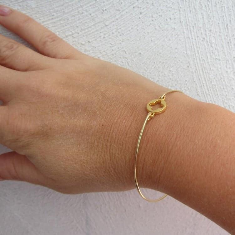Renaissance Clover Bracelet
