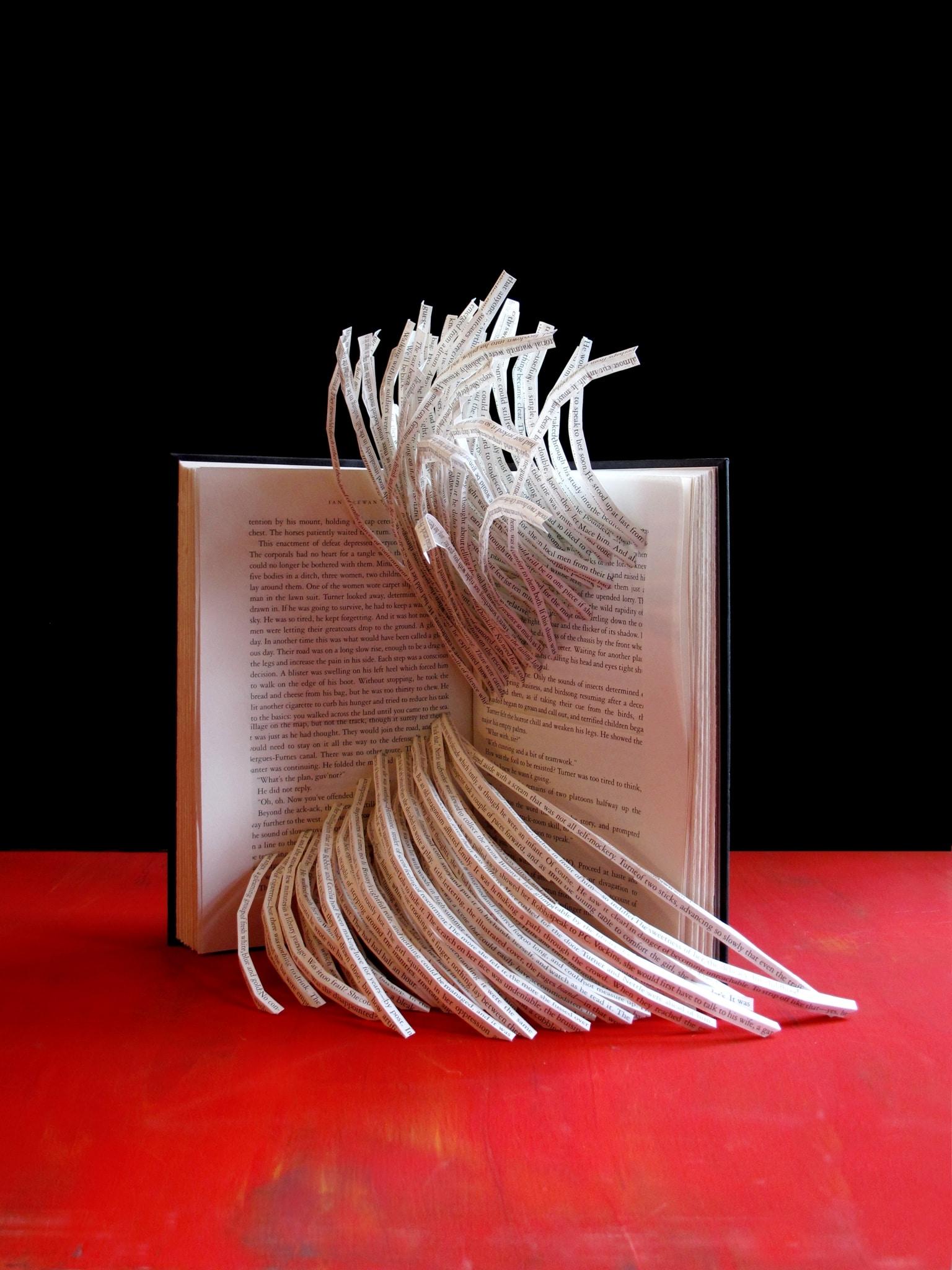 "Stephen Doyle ""Hypertexts"" Altered Books Wordplay"