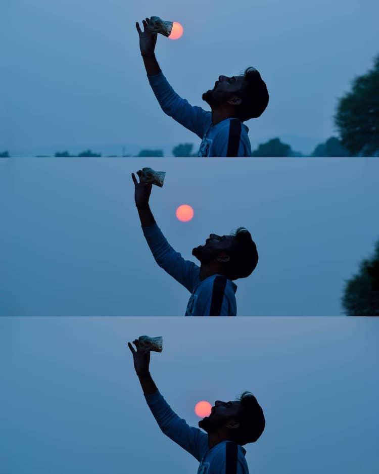 Sun Photos by Sulabh Lamba