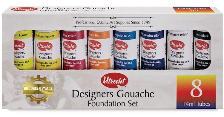 Best Gouache Paint Set