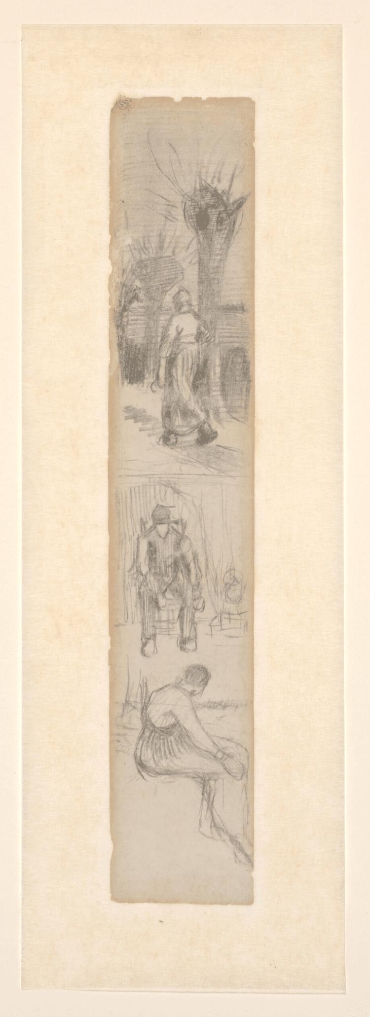 Vincent van Gogh Bookmark