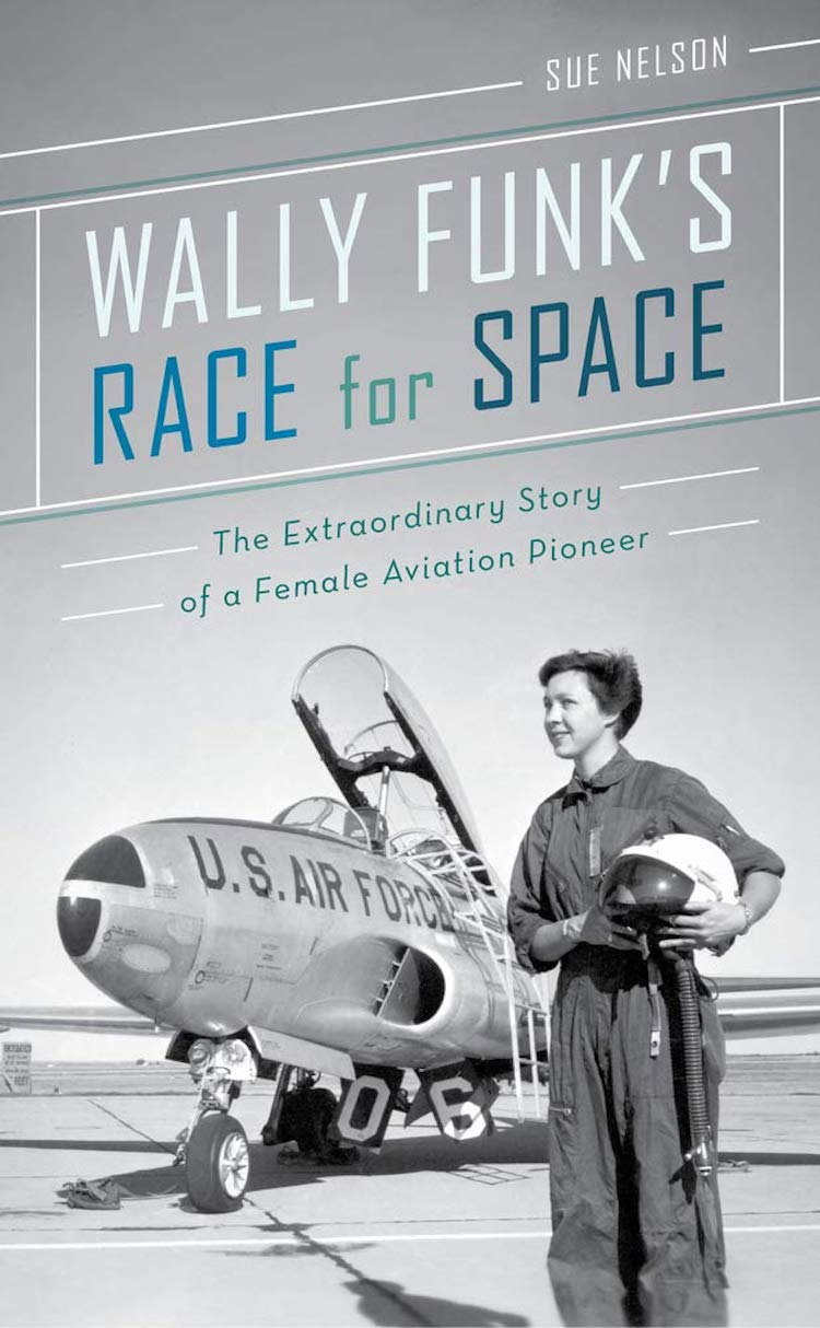 Wally Funk Race for Space