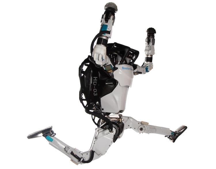 Boston Dynamics Humanoid Robot