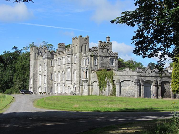 "Irish ""Heavy Metal"" Baron Rewilds His Historic Dunsany Castle Estate"