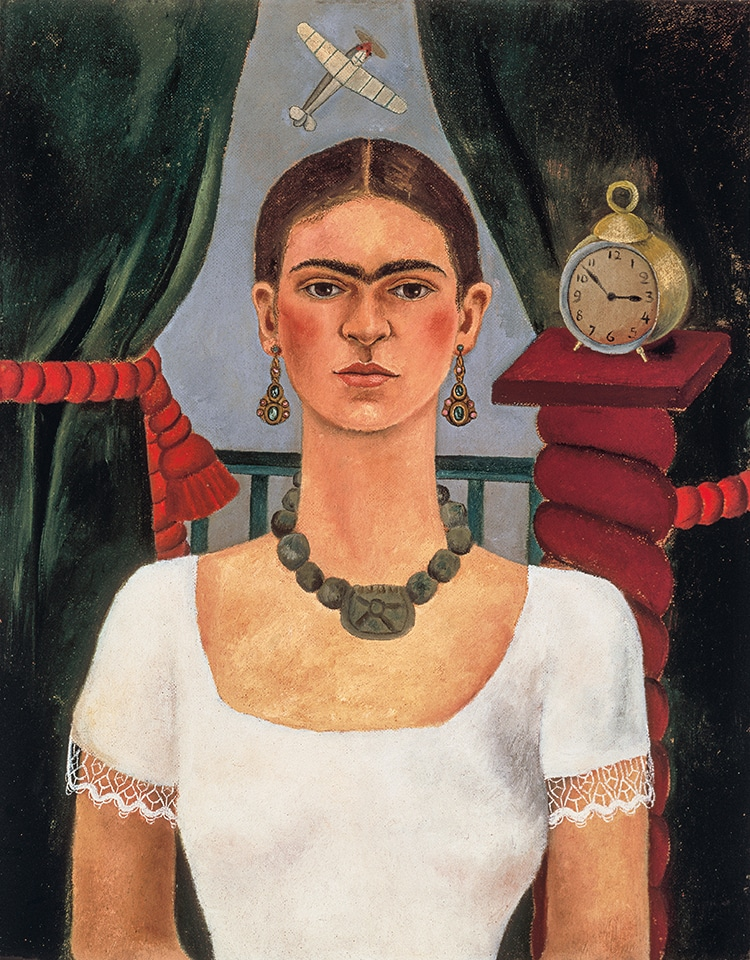 Book of paintings of Frida Kahlo by Taschen
