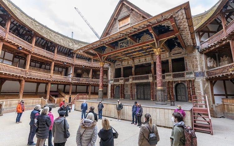 Visite guidée Shakespeare Globe