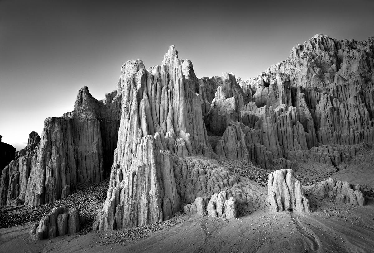 Hoodoo Rock Formations