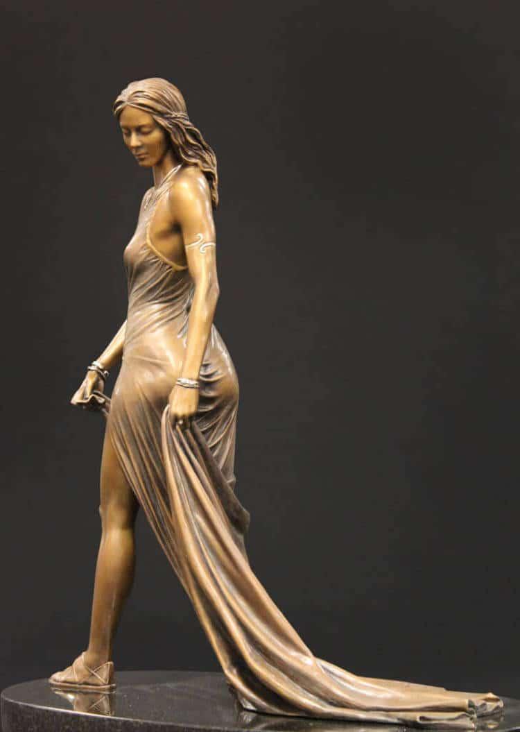 Figurative Sculpture by Benjamin Victor