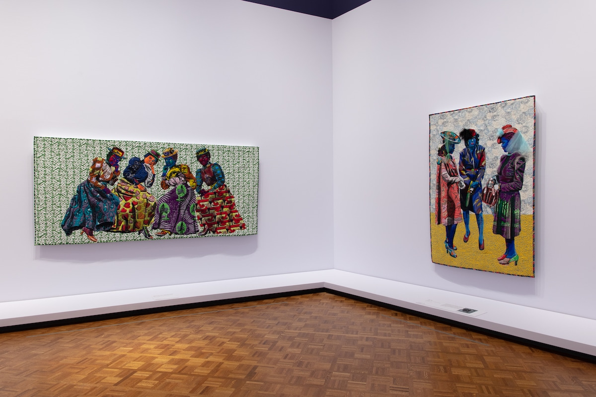 Bisa Butler at the Art Institute of Chicago