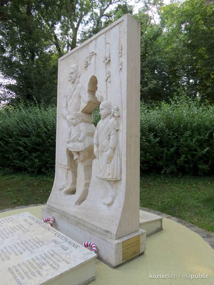 Mémorial par Bojte Horvath Istvan