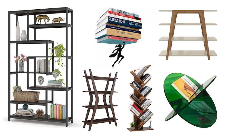 Unique Bookshelf Designs to Showcase Your Reading Collection