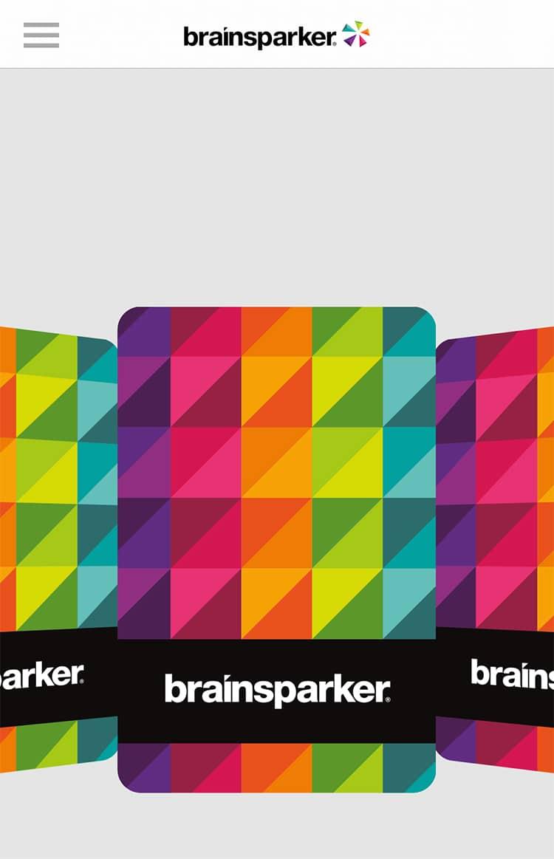 Brainsparker App for Creativity